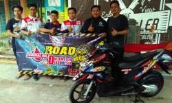 Federal Oil Bersama Bikers HVC Lakukan Perjalanan ke Titik Nol Kilometer Indonesia