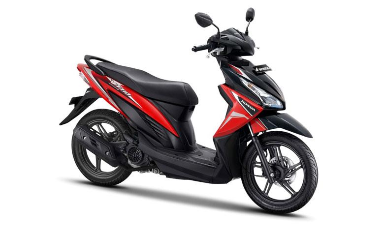 Honda Indonesia Perbarui Tampilan Vario 110, Pilihan Warnanya Seru loh...