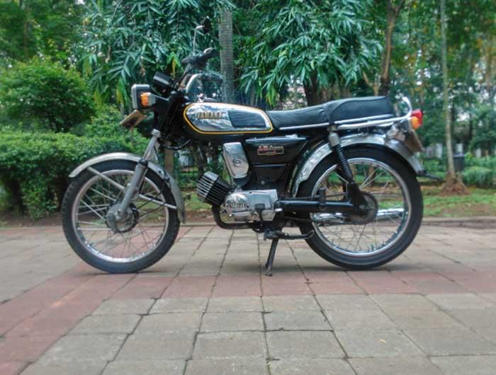 Sejarah L2 Series di Indonesia, Motor Sport Pertama Yamaha di Indonesia