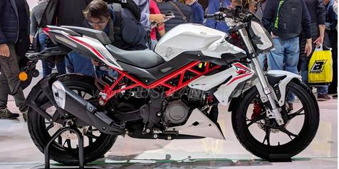 Saingi Pulsar dan Duke, Benelli Kenalkan Motor Sport Baru 200cc