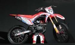 Menerka Mesin Honda CRF150Rally Terbaru