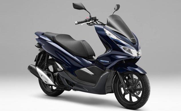Honda PCX Akan Dirakit di Indonesia, Hybrid jadi Type yang Paling Ditunggu