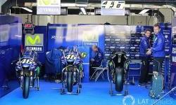 Rossi dan Vinales Jalani Tes Bersama Tim Rookie Satelit Tech 3