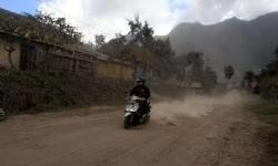 Pasca Gunung Agung Meletus, Jangan Lupa Untuk Ganti Komponen Motor Ini