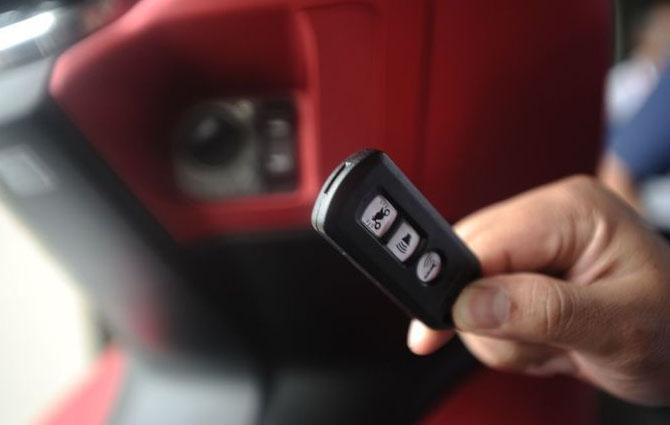 Fitur-fitur wajib Pada  Kunci Motor Jaman Now