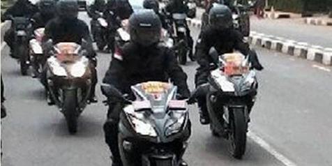 Inilah Pasukan Khusus TNI yang Berbekal Motor Sport
