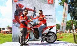 Sah! All New Honda CRF150L Resmi Dijual di Jawa Barat