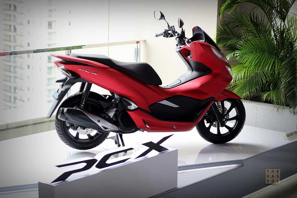 Ini dia Perbedaan Honda PCX CBS dan ABS