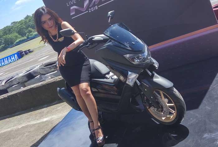 Yamaha NMAX 2018 Resmi Melantai, Berapa Harga Versi Termurah?