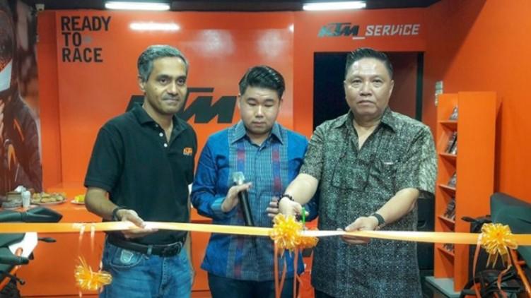 KTM Buka Dealer Baru Dijakarta, Ada Promo Cashback Loh