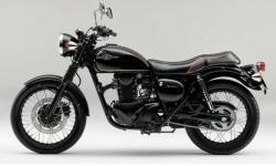 Dua Negara Ini Jadi Tujuan Ekspor Kawasaki W175