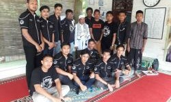 Cool! Komunitas Motor Ini Sumbang Pesantren di Aceh yang Terkena Musibah Kebakaran