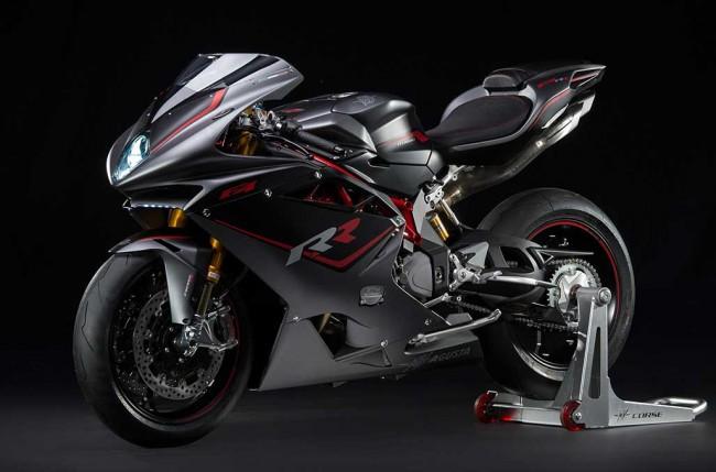 Alih-alih Saingi Ducati, MV Agusta siapkan Mesin 4 Silindier Terbaru