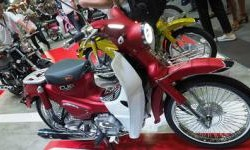 Motor Classic Ini adalah Buatan Pabrikan Lokal Thailand, Minat?