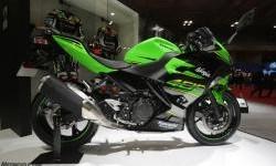 Kawasaki Ninja400 Resmi Melantai, Harga Kurang dari Rp 100 Juta