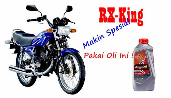 Pakai Yamaha RX-King ? Oli Motor Ini Yang Cocok !