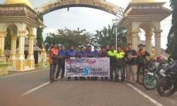 Klub Motor Suzuki Ini Gelar Turing Lintas Sulawesi, Keren!