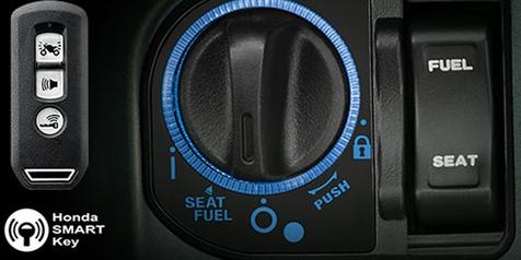 Mengenal Kunci Kontak Kekinian Pada All-new Honda PCX150