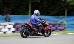 Yamaha Indonesia Rencanakan Balap Aerox 155, Nih Bocorannya...