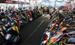 Ratusan MAXI Skutik Yamaha Kumpul di Tangerang, ada apa ya?