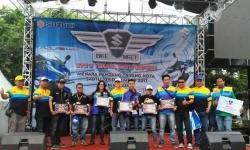 Begini Cara Bikers Suzuki Kalimantan Lakukan Aksi Sosial