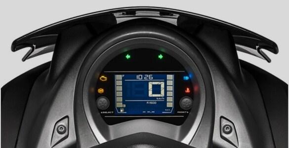 Upgrade Speedometer digital Yamaha NMAX Lama ke Versi Baru