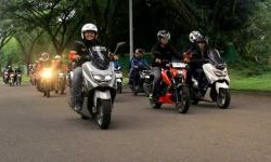 Touring Wartawan Otomotif Bawa Misi Keselamatan Berkendara, Keren!