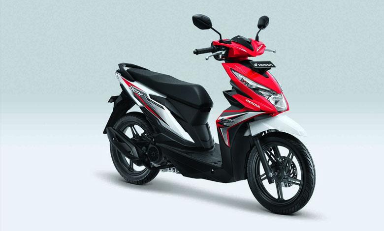 Ragam Pilihan Warna Honda BeAT 2018, Segeeer...