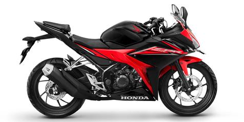Honda CBR150R Tampil Dengan Warna dan Stripe Baru