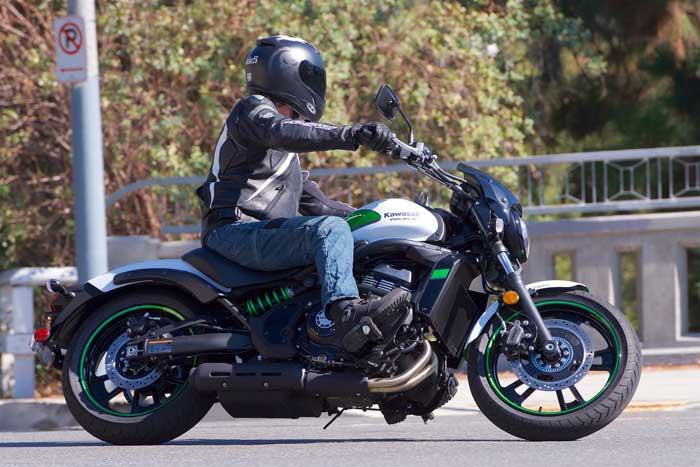 Kawasaki Siap Luncurkan Cruiser Berkapasitas  650cc