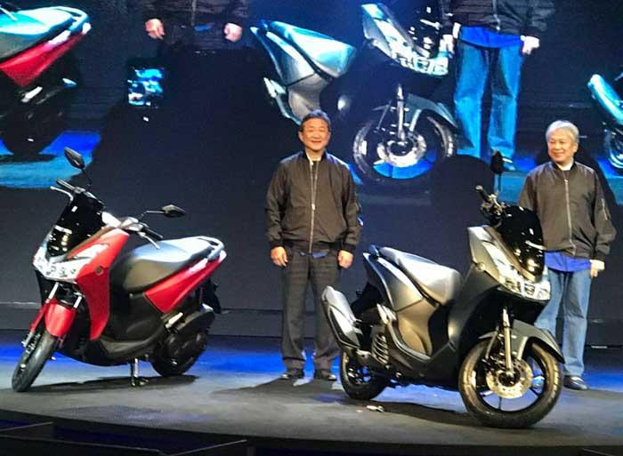 Yamaha Kenalkan Skutik Lexi Cepe Dua lima, Banyak yang Bilang sih Vario Killer