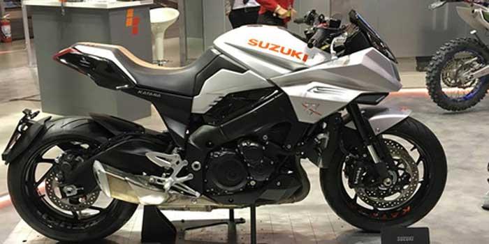 Suzuki Bangkitkan Kembali Motor Legendaris Katana