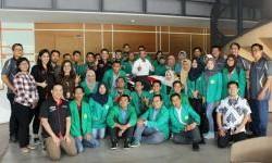 Mahasiswa UMJ Kunjungi Pabrik MPM Lubricants di Cilegon, Seru!