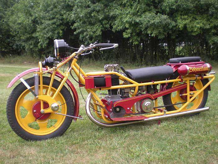 Motor pertama yang Pakai Velg Racing, tahu Gak Mereknya apa?