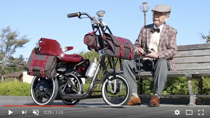 Video Motor Yamaha Khusus untuk Manula, Antik Bor!