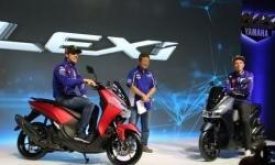 Tebak, Apa komentar Valentino Rossi Tentang Yamaha Lexi ?