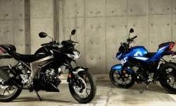 Suzuki Indonesia Resmi Luncurkan GSX 150-R Tanpa Fitur Keyless,