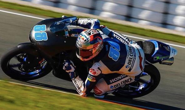 Gresini Moto3 Bersiap Hadapi Musim 2018, Livery Motornya Masih Polos
