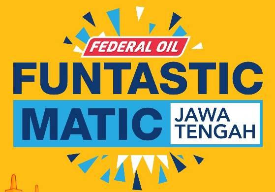 Federal Oil Funtastic Matic Jawa Tengah, Ini List Bengkelnya