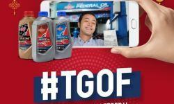Modal Selfie Bisa Pulsa 100 ribu? Yuk Ikutan #TGOF edisi Februari