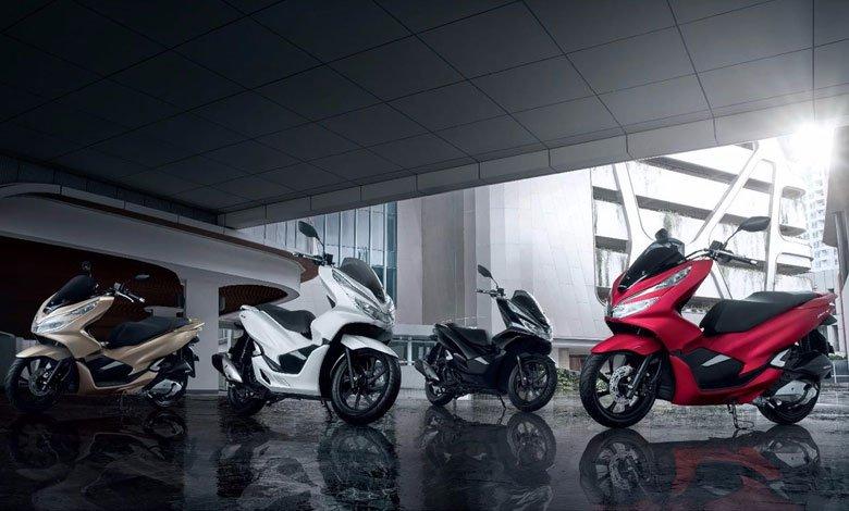 Empat Nama Warna Honda PCX Rakitan Lokal, Tren Sekarang Nih Feders...