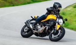 Ducati Monster Ulang Tahun ke-25, Penggunanya Diajak Riding di Sirkuit Perancis