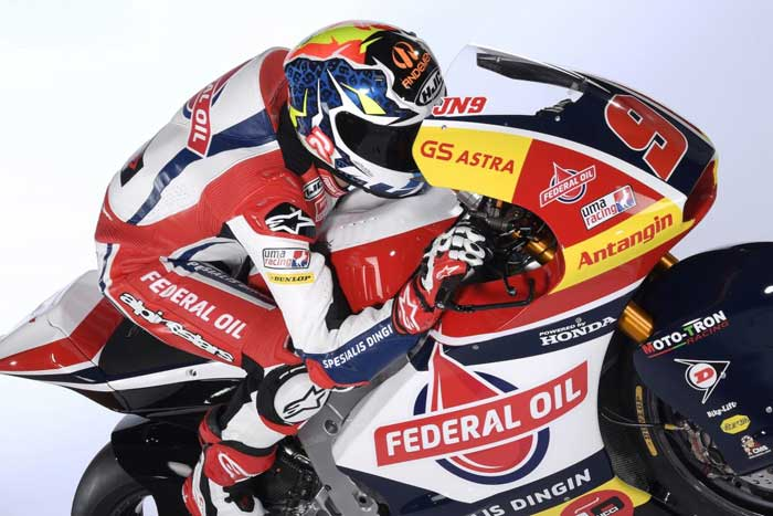 Federal Oil Perkuat Kerja Sama Dengan Gresini Racing di Moto2 dan Moto3