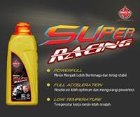 Mengenal Keuggulan Pelumas Federal Oil Super Racing yang Cocok untuk Motor Balap Anda