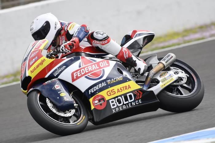 Review MotoGP Qatar 2018, Skuad Federal Oil Awali Musim Dengan Baik