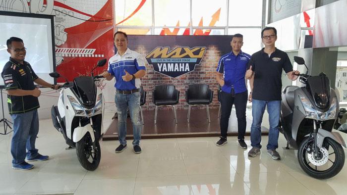 Horas! Yamaha Lexi Sapa Kota Medan