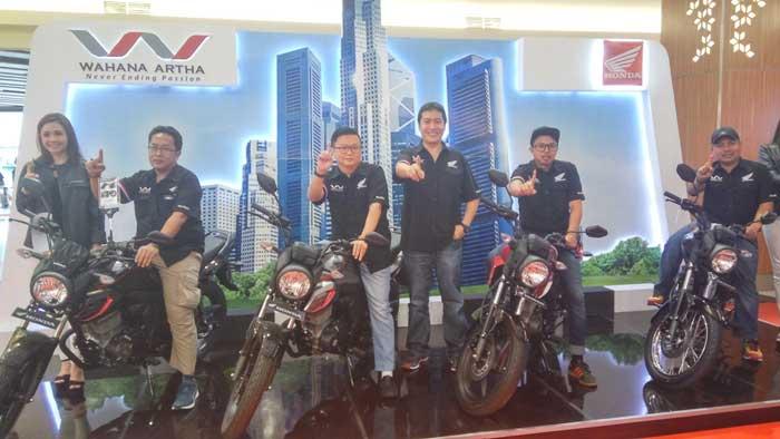 Wahana Luncurkan All New Honda CB150 Verza Secara Regional
