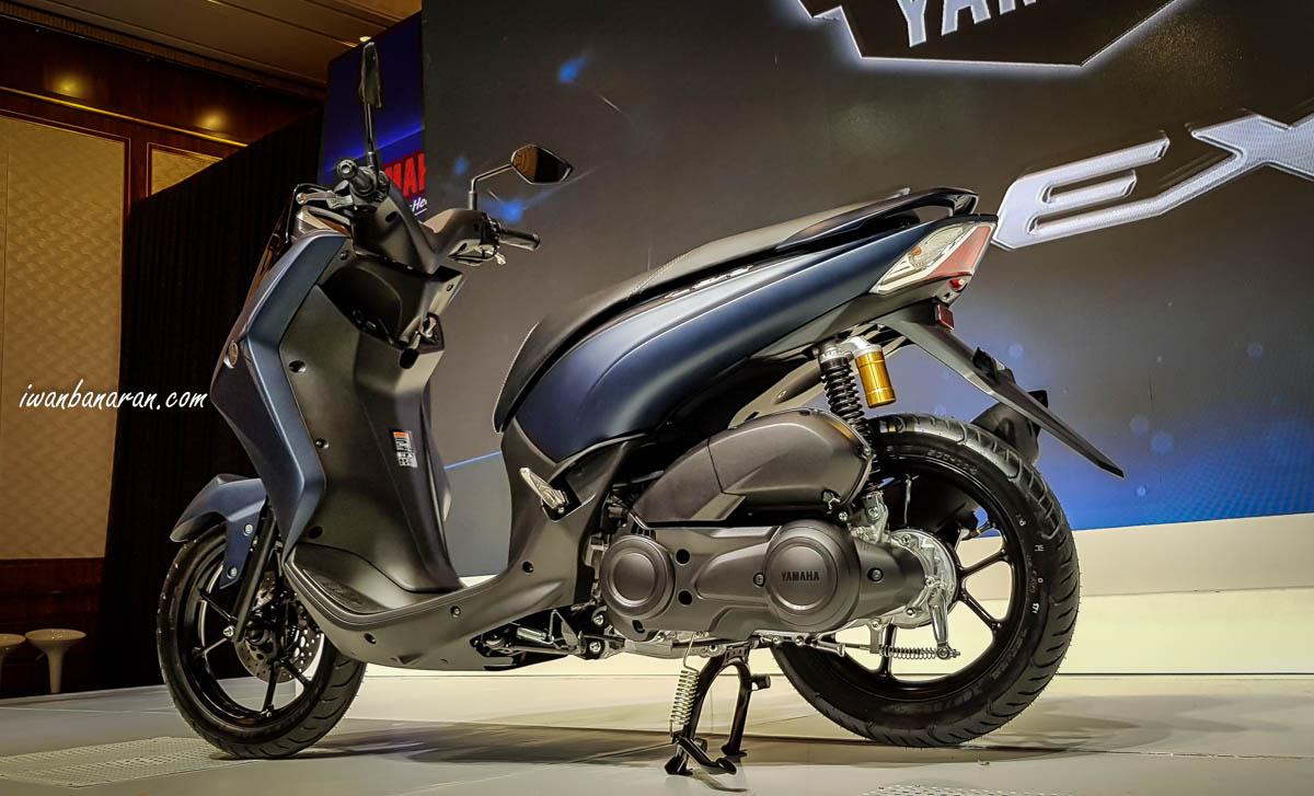 Yamaha Lexi 125 Akan Open Inden, Calon Pemiliknya Jangan Lupa Siapkan Oli Motor Terbaik