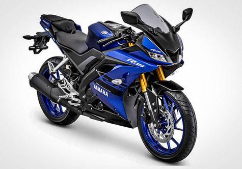Lirik Tampilan Yamaha R15 Terbaru, Makin Gagah dengan Up Side Down Emas, Jangan Lupa Olinya Federal