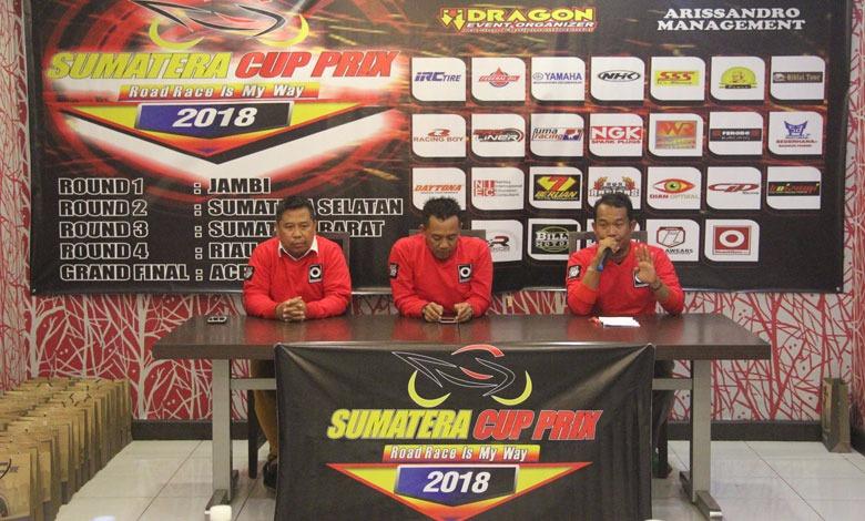 Federal Oil Kembali Support Kejuaraan Sumatera Cup Prix 2018